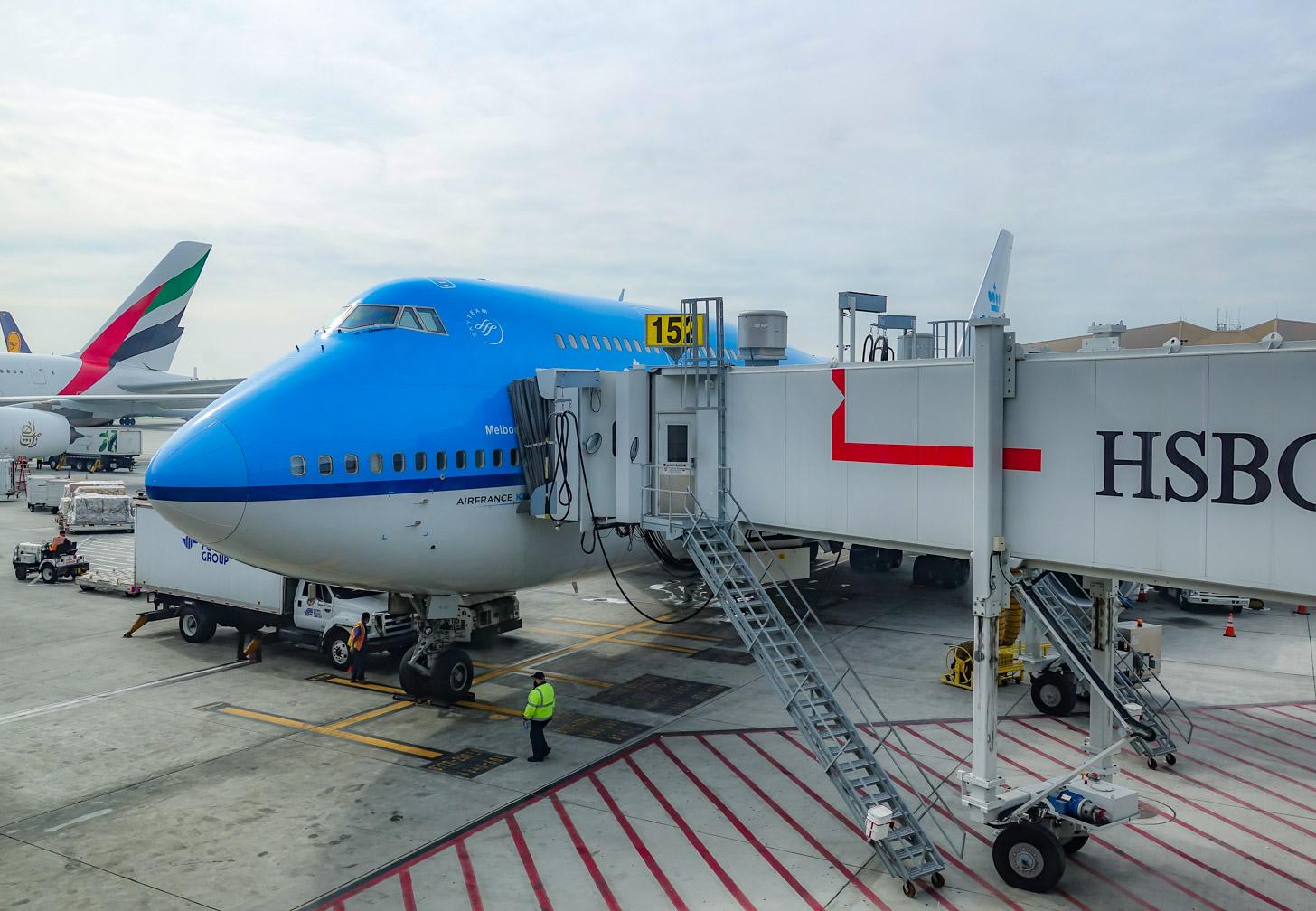 Met KLM naar Los Angeles vliegen